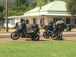 Bikes at Bingara