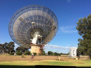 Parks Telescope