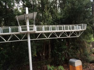 Tahune Airwalk Model Bridge
